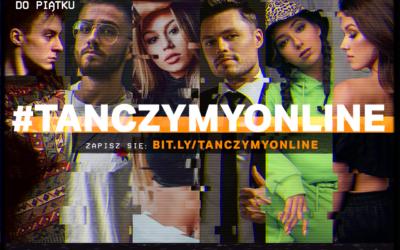 #TANCZYMYONLINE
